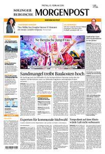 Solinger Morgenpost – 15. Februar 2019
