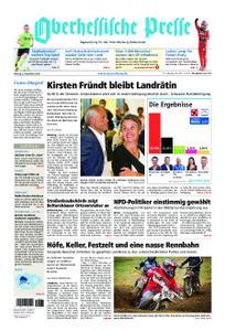 Oberhessische Presse Marburg/Ostkreis - 09. September 2019