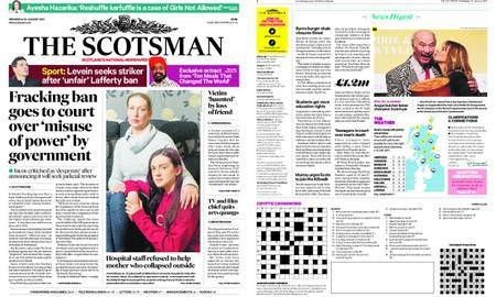 The Scotsman – January 10, 2018