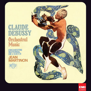 Jean Martinon, Orchestre National De L'O.R.T.F - Debussy: Complete Orchestral Works (1974/2012) [Official 24bit/96kHz]