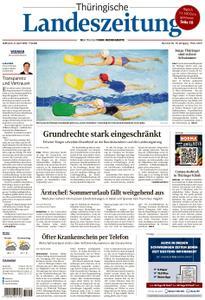 Thüringische Landeszeitung – 08. April 2020