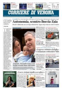 Corriere di Verona – 25 gennaio 2019
