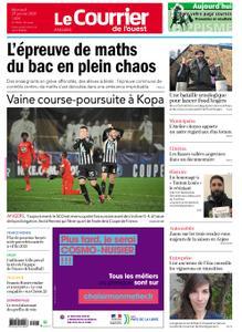Le Courrier de l'Ouest Angers – 29 janvier 2020