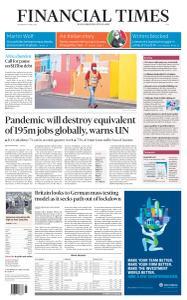 Financial Times Asia - April 8, 2020