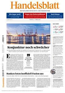 Handelsblatt - 11. März 2019
