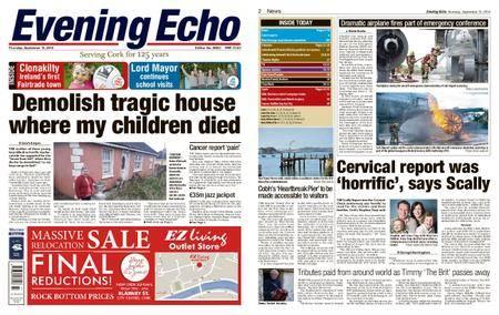 Evening Echo – September 13, 2018