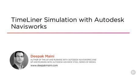 TimeLiner Simulation with Autodesk Navisworks