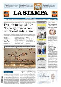 La Stampa Torino Provincia e Canavese - 5 Giugno 2019