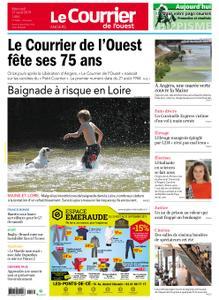 Le Courrier de l'Ouest Angers – 21 août 2019