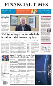Financial Times Middle East - April 9, 2020