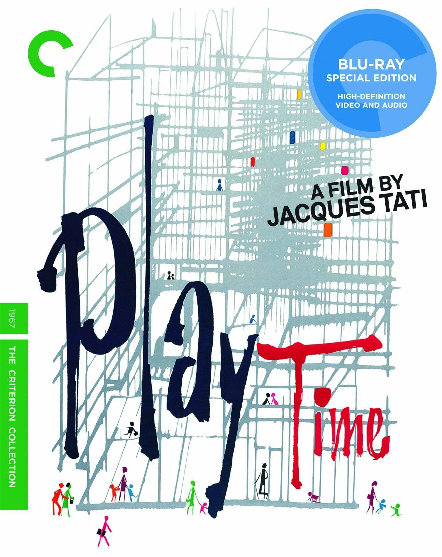 Playtime (1967) [The Criterion Collection]