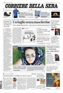 Corriere della Sera - 20 Giugno 2021