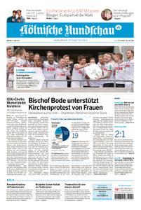 Kölnische Rundschau Wipperfürth/Lindlar – 13. Mai 2019
