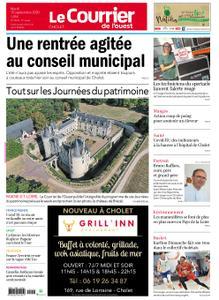 Le Courrier de l'Ouest Cholet – 15 septembre 2020