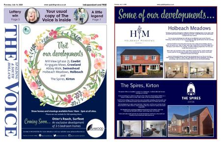 The Spalding & South Holland Voice – July 14, 2020