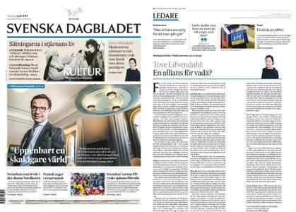 Svenska Dagbladet – 01 juli 2018