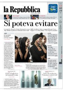 la Repubblica - 12 Marzo 2019