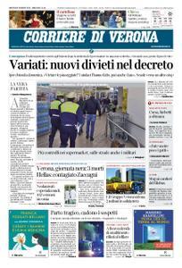 Corriere di Verona – 18 marzo 2020