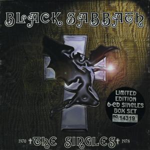 Black Sabbath - The Singles: 1970-1978 (2000) [6CD Box Set]