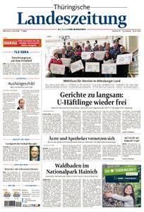 Thuringische Landeszeitung Gera - 04. April 2018