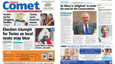The Comet Hitchin – December 19, 2019