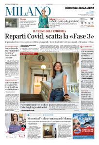 Corriere della Sera Milano – 19 ottobre 2020