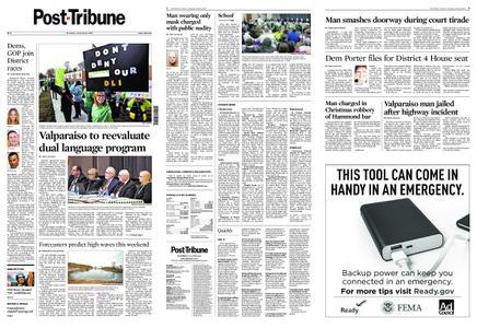 Post-Tribune – January 11, 2020