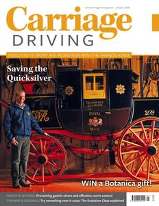 Carriage Driving - January 2020