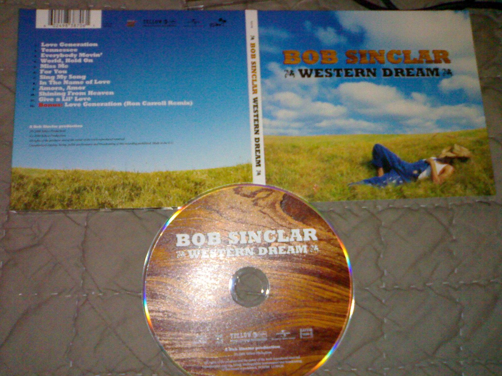 Bob Sinclar - Western Dreams