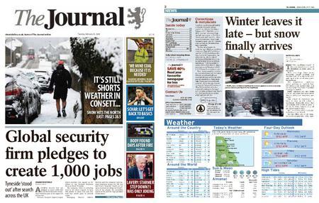 The Journal – February 25, 2020