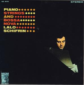 Lalo Schifrin - Piano, Strings and Bossa Nova (1962) {Verve 589 763-2, Cardboard Sleeve rel 2002}