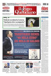 Il Fatto Quotidiano - 01 dicembre 2019