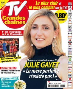 TV Grandes chaînes - 4 Septembre 2021