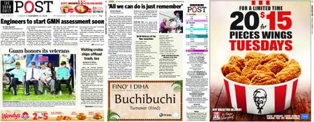 The Guam Daily Post – November 12, 2019