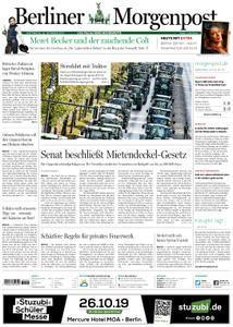 Berliner Morgenpost – 23. Oktober 2019