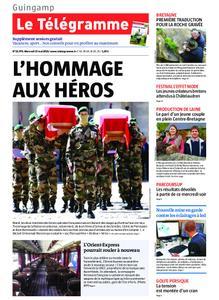 Le Télégramme Guingamp – 15 mai 2019