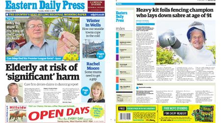Eastern Daily Press – October 03, 2019