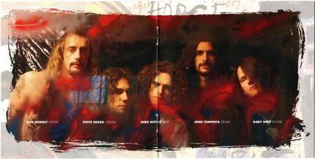 Exodus - Discography part 1 (1985 - 1992)
