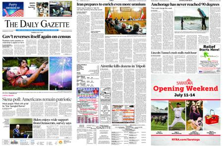The Daily Gazette – July 04, 2019