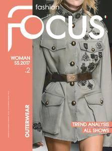 Fashion Focus Woman Outerwear - March 2017