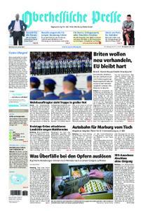 Oberhessische Presse Marburg/Ostkreis - 30. Januar 2019
