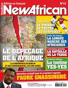 New African, le magazine de l'Afrique - Mars - Avril 2010