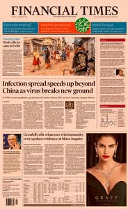 Financial Times UK – 27 February 2020