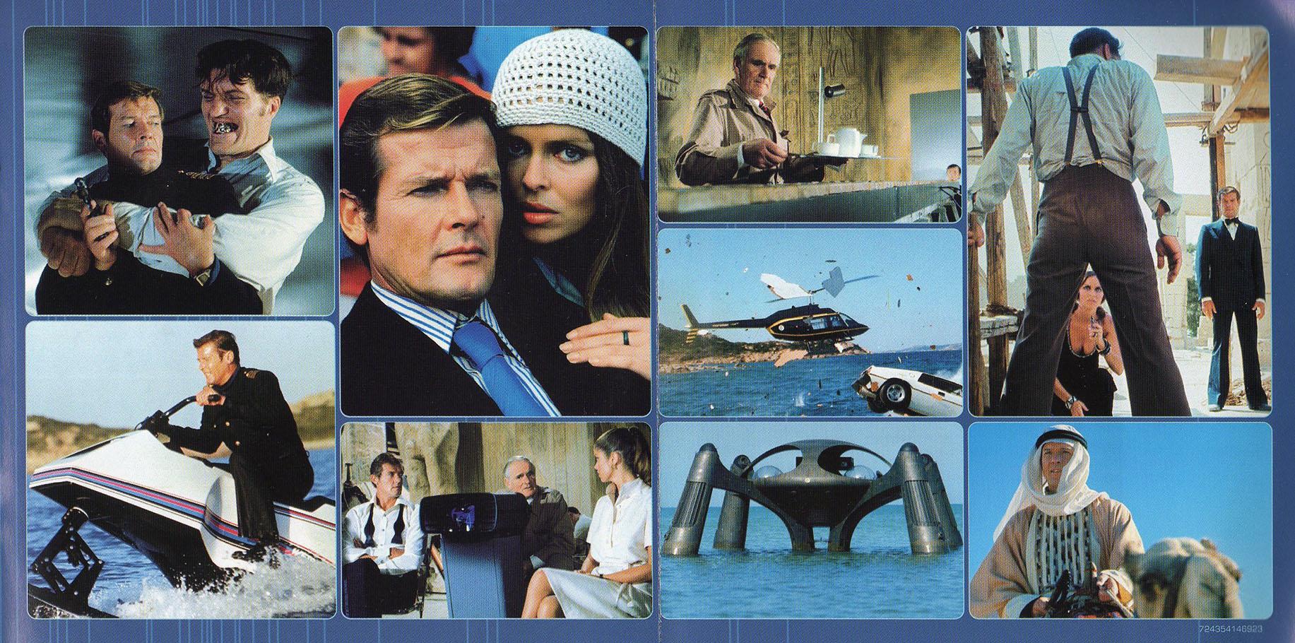 Marvin Hamlisch, Carly Simon - The Spy Who Loved Me ...The Spy Who Loved Me Soundtrack Carly Simon