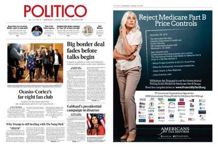 Politico – January 30, 2019