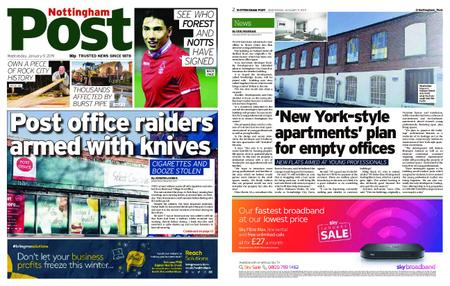 Nottingham Post – January 09, 2019