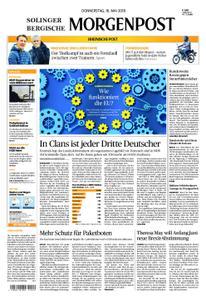 Solinger Morgenpost – 16. Mai 2019