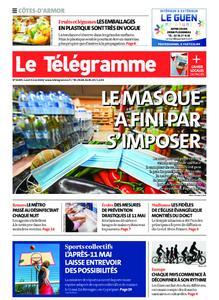 Le Télégramme Guingamp – 04 mai 2020