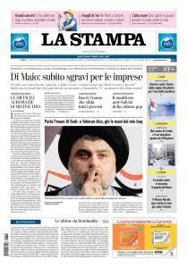 La Stampa Imperia e Sanremo - 5 Luglio 2018