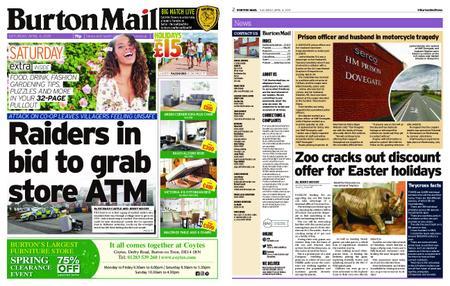 Burton Mail – April 06, 2019